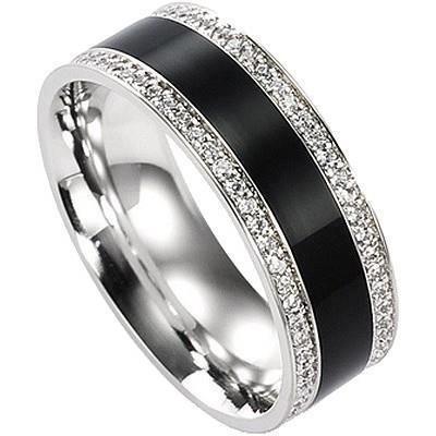 кольцо мужское обручальное фото