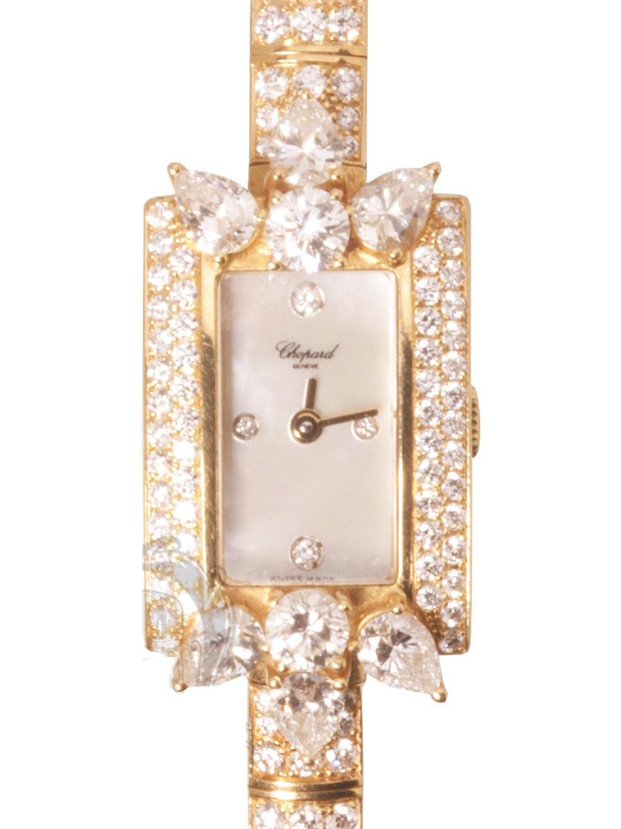 Часы женские золотые с бриллиантами